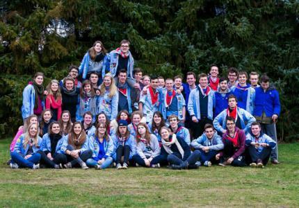 De winnaars van 2014 zijn KSJ Westmalle, ze stellen zich graag even voor...