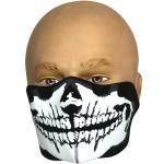 Viper-Neoprene-Half-Face-Mask-Skull