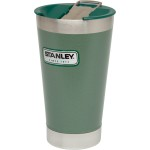 Classic-Vacuum-Pint-16oz-Hammertone-Green-Hero