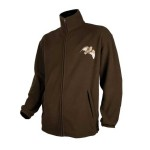 t312-blouson-polaire-marron-broderie-becasse