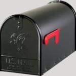 brievenbus zwart