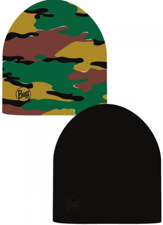 113968 Micofiber Camu reversible camu hat