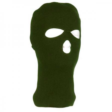 bivakmuts-groen-3-gaten