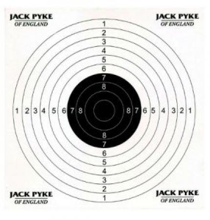 Jack-Pyke-Target
