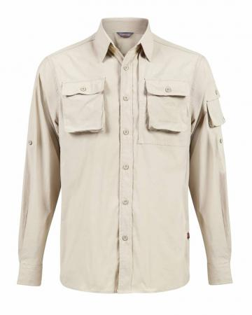 life-line-jowan-mens-shirt-hhl-in-greige