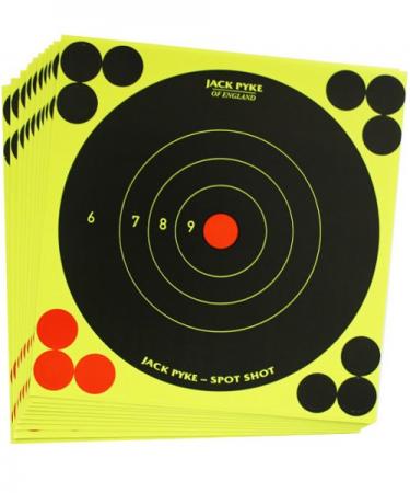 Jack-Pyke-6-inch-Spot-Shot-Targets-Pack-of-10
